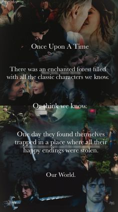 Just made this wallpaper of how it all started. Once Upon A Time Funny, Once Up A Time, Series Movies, Tv Series, Character Quotes, Captain Swan, Me Tv, Film Serie, Uplifting Quotes