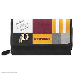 For The Love Of The Game Washington Redskins Wallet