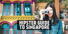 Visiting Singapore? Get off the beaten path in Singapore by visiting Singapore's coolest neighborhoods with cool places in Singapore written by a resident.