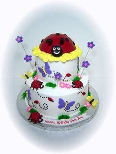 Lady Bug on Cake Central