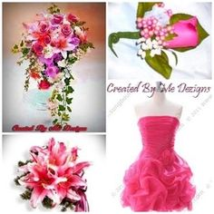Stargazer Lily wedding package...