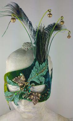 Green Masquerade Mask//Masquerade Mask Green//Masquerade Mask//Mask Masquerade//Mens Masquerade Mask//Greenman Masquerade Mask//Halloween