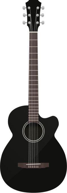 Picto de guitare folk pour cours de guitare folk sur HGuitare.com