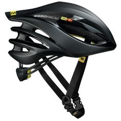 For cycling: Mavic Plasma SLR helmet