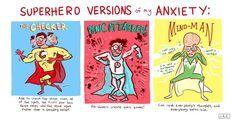 13 coisinhas que quem sofre de ansiedade precisa saber