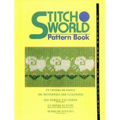 Brother Stitchworld I Pattern Book