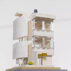 Micro Home   ArchBrick   LEGO Architecture Blog