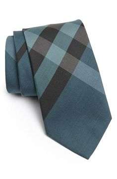 Burberry London Woven Silk Blend Tie available at #Nordstrom
