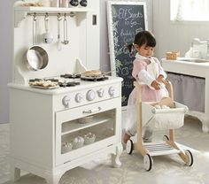 Pottery Barn Kitchen Set | 11 Of The Best Kitchen Sets For Kids Kitchen Collection Retro