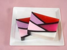 Black Raspberry & Vanilla Soap Valentines by asliceofdelight, $6.25