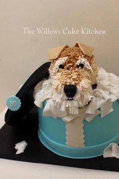 WFT cake.