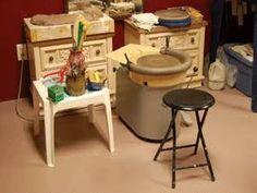 small pottery studio - Google Search