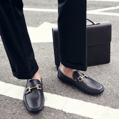 Bit loafers can be dressed up or down. And they will last forever if you resole them.