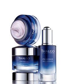 Новинки Medical Beauty Project. Thalgo - линия Prodige des Oceans - линия интенсивных регенерирующих морских средств - прогностическая косметика будущего.