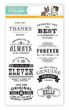 Kristina Werner's new exclusive dies and stamp sets!