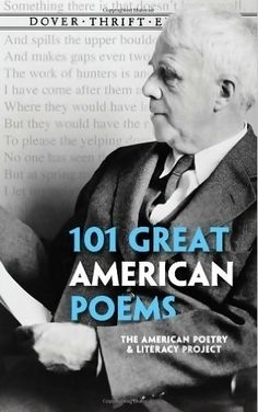 """Rich treasury of verse from the 19th and 20th centuries, selected for popularity and literary quality, includes Poe's """"The Raven,"""" Whitman's """"I Hear America Singing,"""" as well as poems by Robert Frost, Langston Hughes, Emily Dickinson, T. S. Eliot, Marianne Moore, many other notables."""