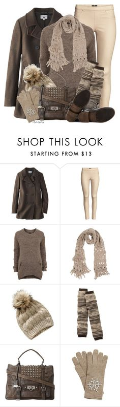 """Ready, Set, Snow"" by stylesbyjoey ❤ liked on Polyvore featuring Uniqlo, H&M, Object Collectors Item, Siste's, Old Navy, Frye and ZIGIgirl"