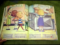 Our September Spanish book. Click here to see all of our spanish books and videos: https://sites.google.com/site/peabodyspecialsteam/home/library/videos-for-...
