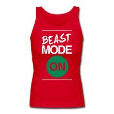 Beast Mode workout shirt