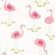 Felicity Flamingo Blancmange/Chalk