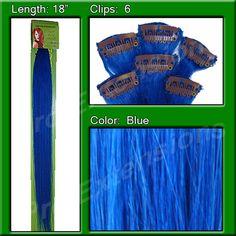 Blue Highlight Streak Pack
