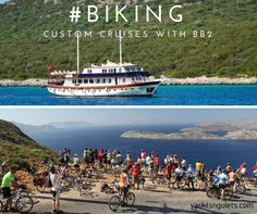 #biking #cruises in #turkey and #greece #islands with BB2  custom tailored for large groups