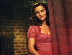 Reese Witherspoon as June Carter Cash in Walk the Line June Carter Cash, June And Johnny Cash, Walk The Line Movie, Reese Witherspoon Movies, Best Actress Oscar, Blue Jean Dress, Oscar Winners, Movie Costumes, Pin Up Girls