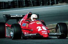 1983 René Arnoux - Ferrari 126C3
