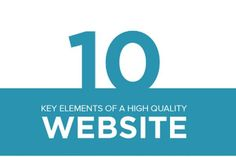 Infographic: 10 essential parts of highly ranked websites - PR Daily Media Communication, 10 Essentials, Digital Literacy, Search Engine Optimization, New Media, Problem Solving, You Changed, Digital Marketing, Infographic