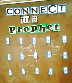 connect to a prophet singing time Fhe Lessons, Singing Lessons, Primary Lessons, Singing Tips, Object Lessons, Learn Singing, School Lessons, Primary Songs, Primary Singing Time