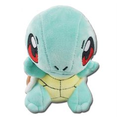 Squirtle stuffed pokemon is here!