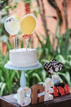 Aniversário de 2 anos do Caê | Macetes de Mãe Cupcakes, Pet Shop, 1, Desserts, Kids, Party Ideas, Puppy Birthday, 2 Year Anniversary, Ideas Party