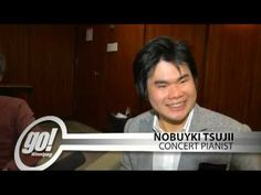 Nobuyuki Tsujii - One Extraordinary Pianist! 辻井伸行くん
