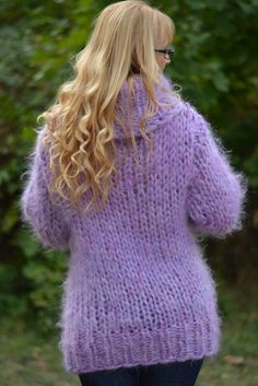 Fuzzy Pullover, Fibre Material, Mohair Sweater, Blanket Scarf, Design Crafts, Mittens, Hand Knitting, Jumper, Wool