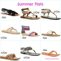 If you live in #NYC or a city where you walk a lot, then you know how important it is to stock up on #summer flats!