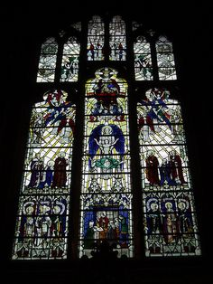 Elgar Window, Worcester Cathedral.  Our tips for things to do in Worcester: http://www.europealacarte.co.uk/blog/2012/09/24/what-to-do-worcester/