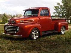 1948 Ford F-1 truck - classic, ford, pickup, truck, vintage
