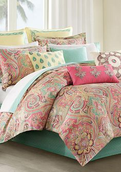 Gentil Echo Design™ Guinevere Bedding Collection This Looks So Good In Person  Queen Duvet, Comforter