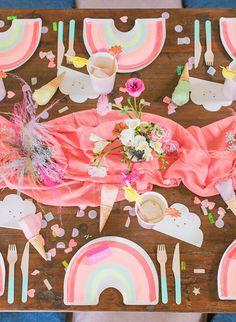 Pockets Full of Sunshine Birthday Party – Inspired By This Pockets Full of Sunshine Birthday Party, Colorful Party Themes, Rainbow Birthday Party Sunshine Birthday Parties, Colorful Birthday Party, Carnival Birthday Parties, Colorful Party, Girl Birthday Party Themes, Kids Party Themes, Princess Birthday, Party Ideas, Girl Spa Party