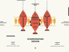 Scandinavian Design | Designer: Henning Gjerde