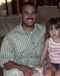 Brother Adam & his daughter Mackenzie
