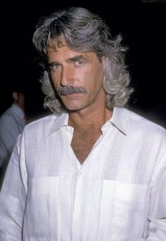 """Sam Elliott: The veteran character actor is a first-time Oscar-nominee for """"A Star Is Born . Actor Sam Elliott, Big Lebowski, Sam Elliott Pictures, Katherine Ross, Love Sam, Raining Men, Famous Faces, Famous Men, Famous People"""