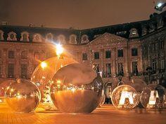 Place Vendôme Noël Paris Christmas