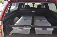 """The Bed Frame And 7"""" Bolts Installed In The Tacoma Photo by phlyphishers 