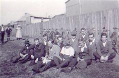 Group photo-op