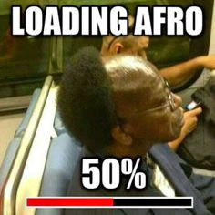 iLaugh : Loading afro