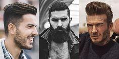 Συμβουλές styling για ανδρικά μαλλιά γυρισμένα προς τα πίσω Haircuts For Men, Barber, Hair Cuts, Hair Color, Popular, Tips, Room, Man Haircuts, Beard Barber