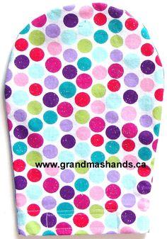 Big Dot Ostomy Bag Cover