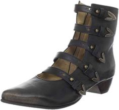 John Fluevog Women's Petrea Ankle Boot