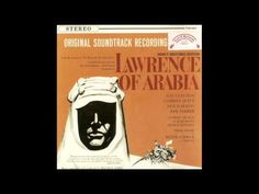 Lawrence Of Arabia | Soundtrack Suite by Maurice Jarre.  I get goosebumps and think of the book I studied, Seven Pillars of Wisdom, everytime I hear this theme.